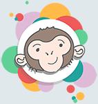 Cha CHar Chimps logo