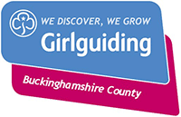 Girlguiding bucks logo